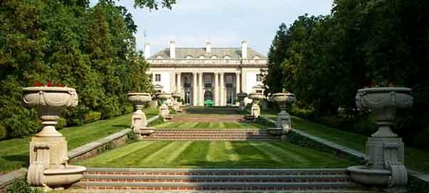 Dupont Nemours Mansion Tours