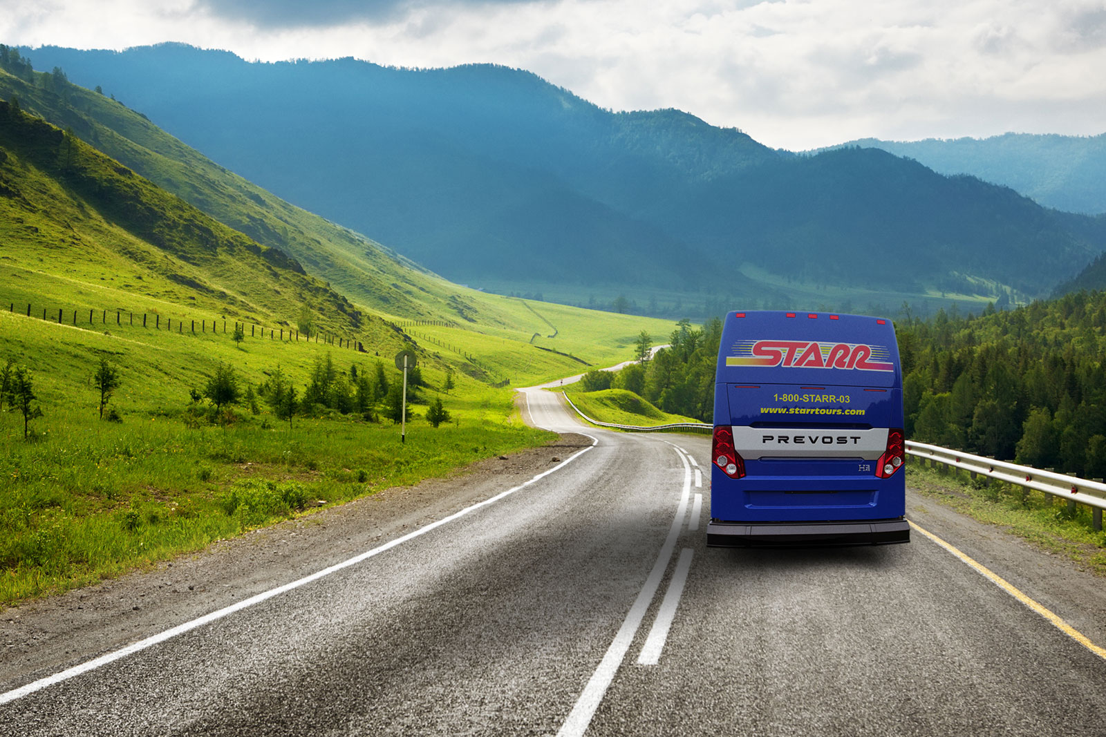 Bus Charters Departing From Nj De Pa And Md