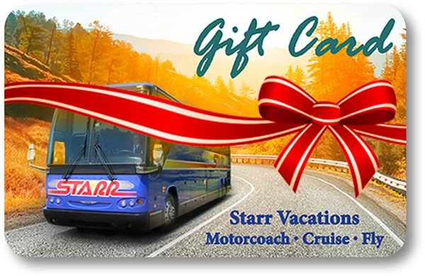 starr gift cards are the easy answer to your gift giving needs - Travel Gift Cards