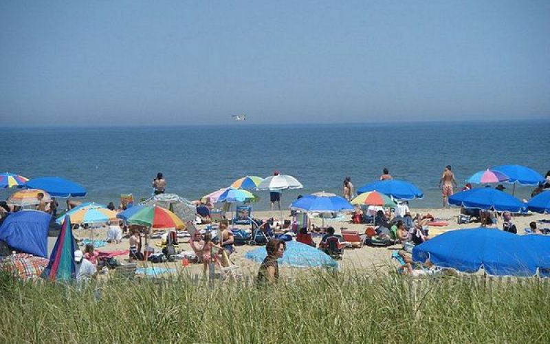 A Day at Rehoboth Beach