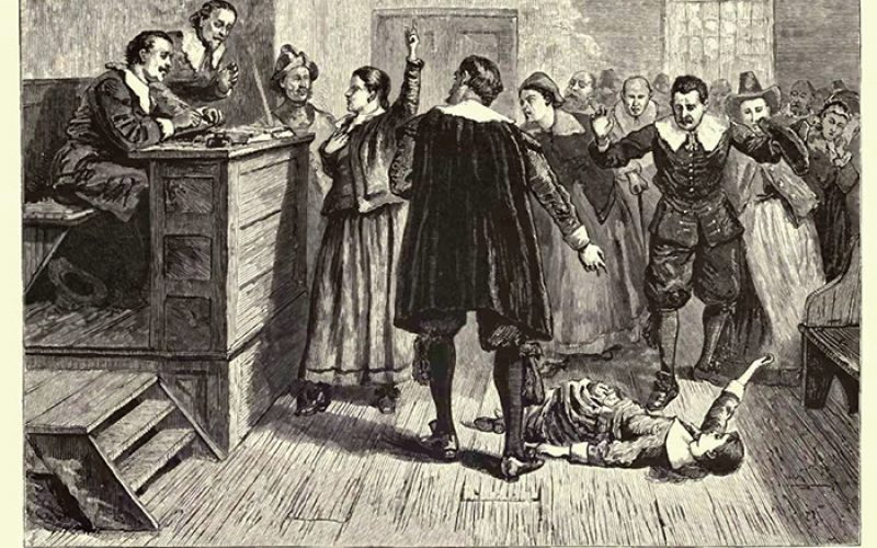 The Eerie Salem Witch Trials