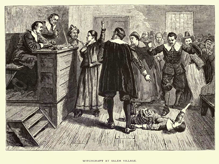 The Eerie Salem Witch Trials - Starr Tours & Charters
