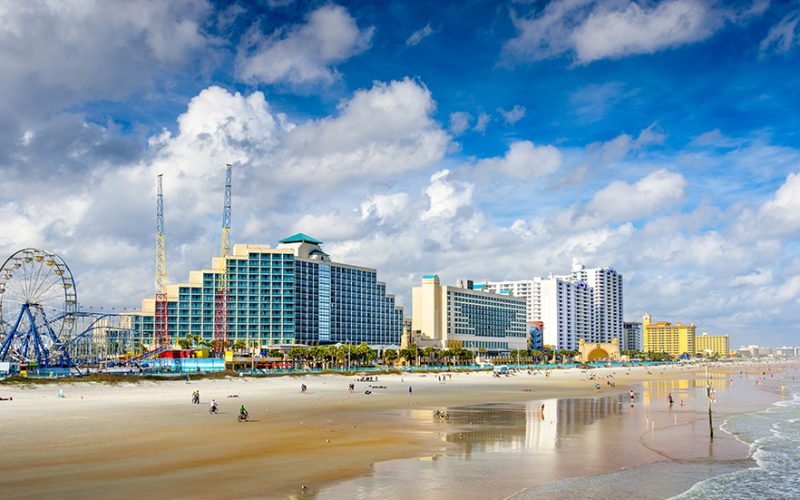 How To Make The Most Of Your Florida Winter Getaway: Free Time in Daytona, FL!