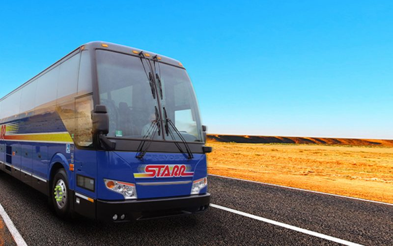 Hey Baby Boomers! How about a 2nd Career as a Charter Bus Driver?